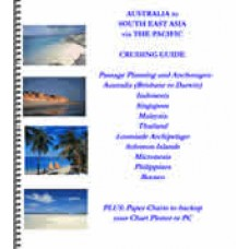 Download Australia, South East Asia and the Pacific Anchorage Guides and Charts